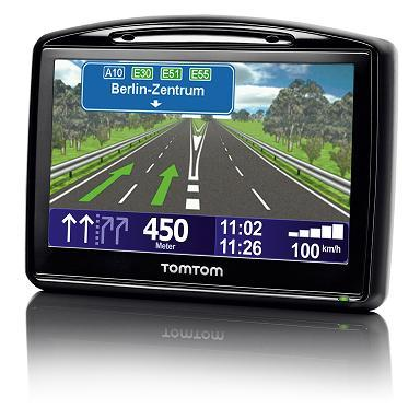 tomtom go 520 t traffic dach tmc pro xl navi radar iq. Black Bedroom Furniture Sets. Home Design Ideas