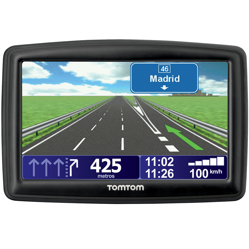 tomtom xxl 12 9 cm z europa navi iq blitzer x xl. Black Bedroom Furniture Sets. Home Design Ideas
